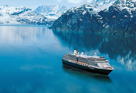 Canadian Rockies Circle with Post-Tour Cruise ms Volendam