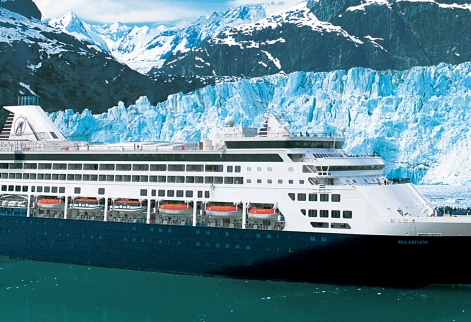 Canadian Rockies Getaway Circle with Post-Tour Cruise ms Volendam
