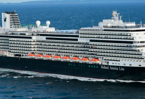Journey through the Clouds Explorer from Vancouver with Pre Cruise ms Koningsdam